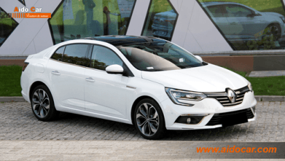 location renault megane sedan casablanca