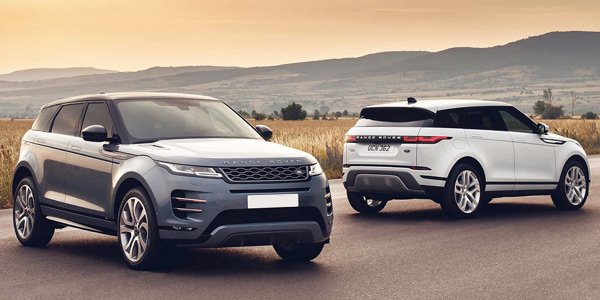 location range rover evoque 2019 casablanca
