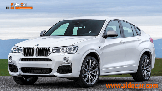location bmw x4 casablanca