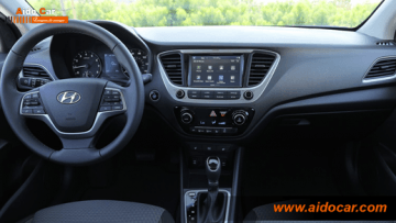 location hyundai accent casablanca