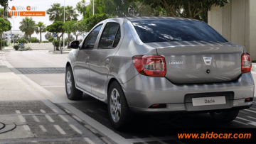 location dacia logan a casablanca