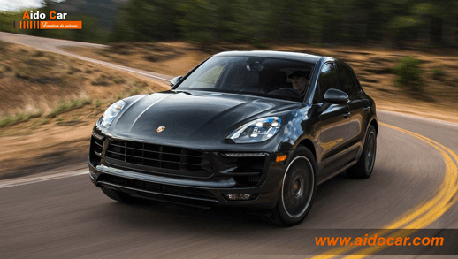 location porsche macan a casablanca