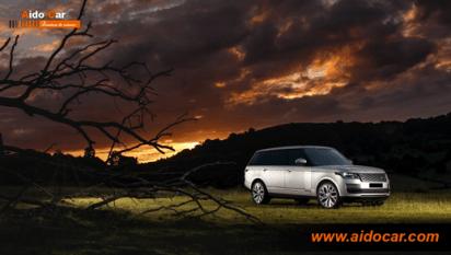 location range rover vogue casablanca