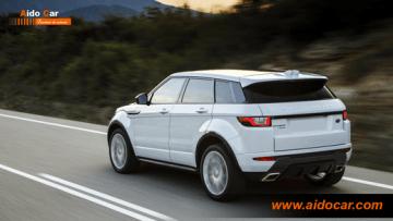 location range rover evoque a casablanca